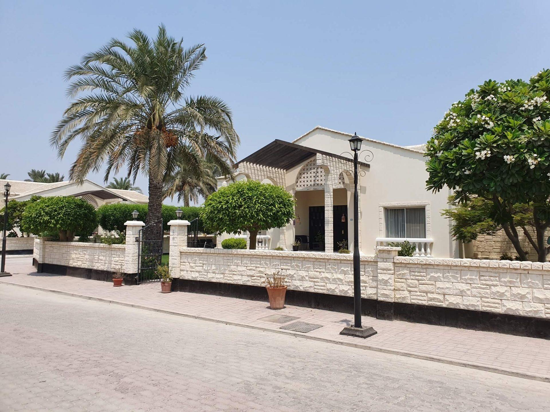 Misan Gardens Villa