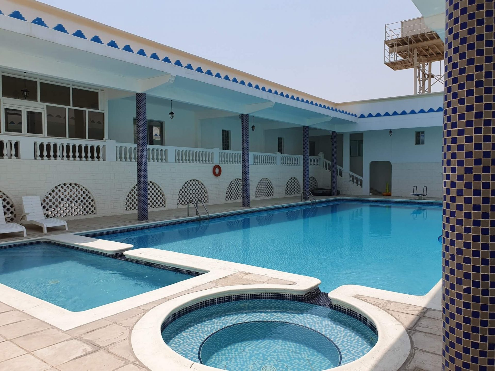 Swimming Pool At Misan Gardens in Saar, Bahrain