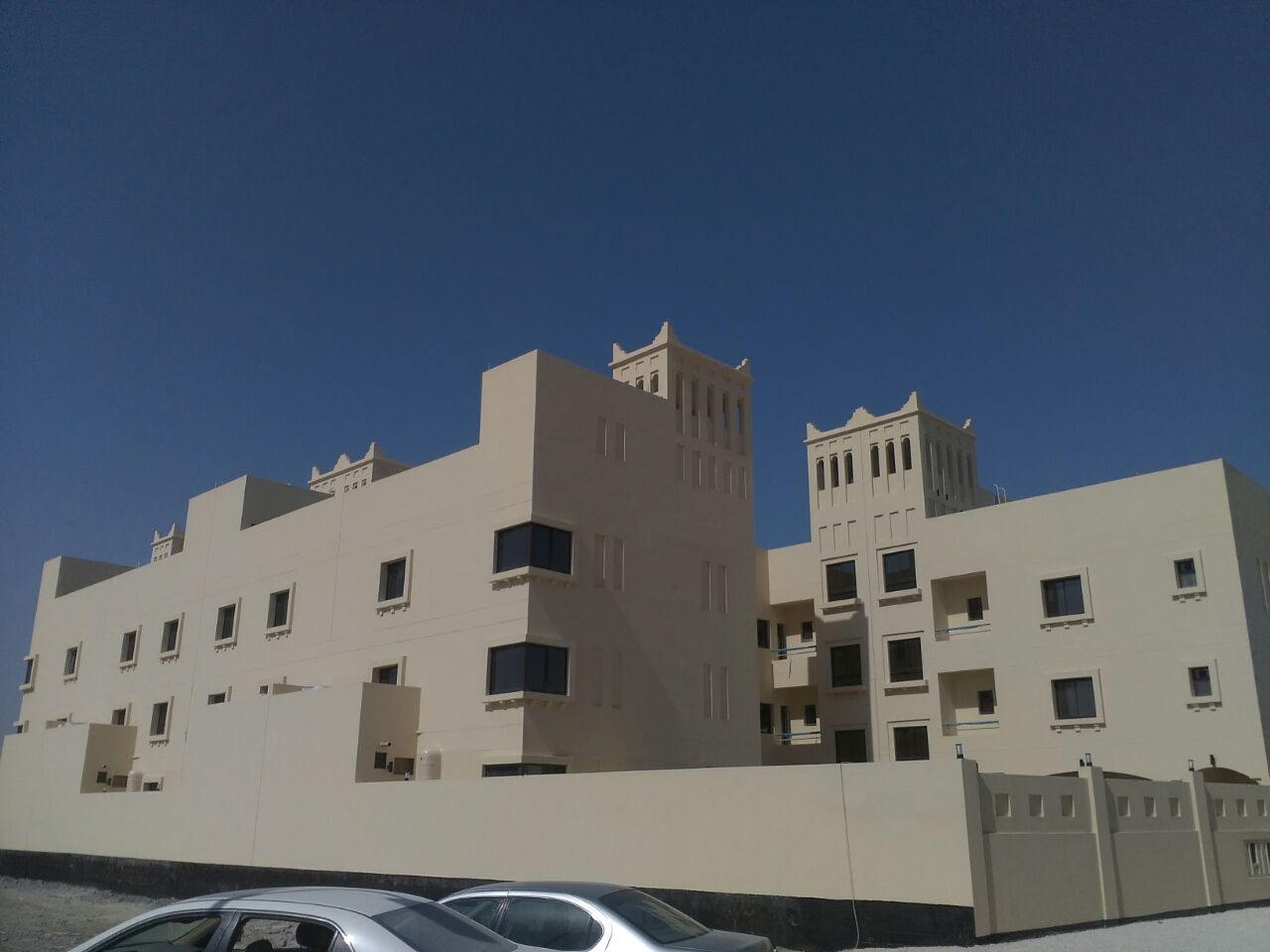 Residential Villas In Sanad